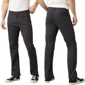 PRANA Brion Pant Slim Fit Straight Leg Active 33